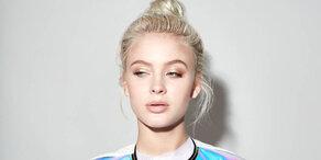 Hit-Duo: Nena und Zara Larsson