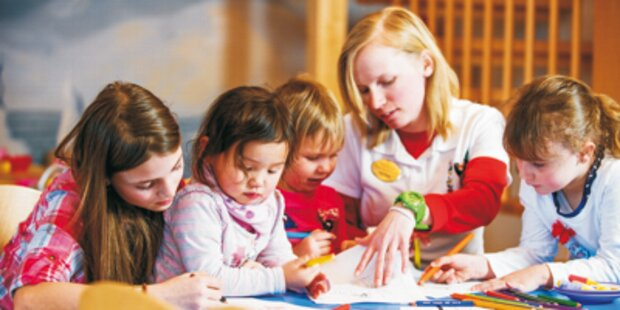 Teure Kinderbetreuung in Salzburg