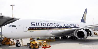 Zehn A380 in Betrieb