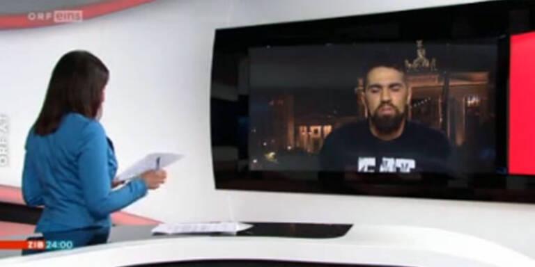 Bushido erregt mit ORF-Interview Gemüter