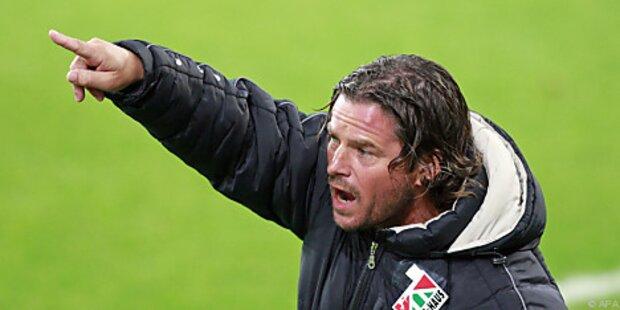 Schinkels neuer Vienna-Trainer