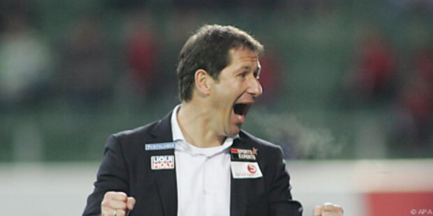 Sturm-Coach Foda mit Liga-Saison zufrieden