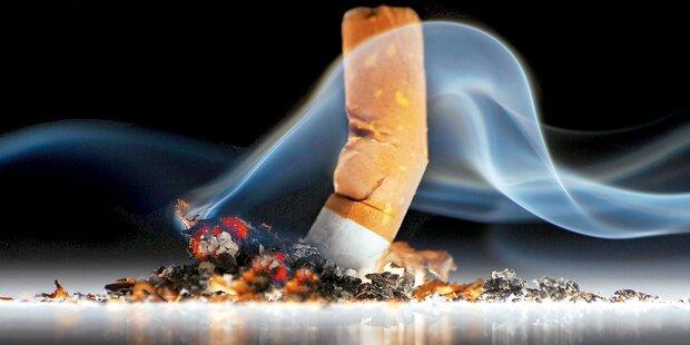 Zigaretten werden wieder teurer