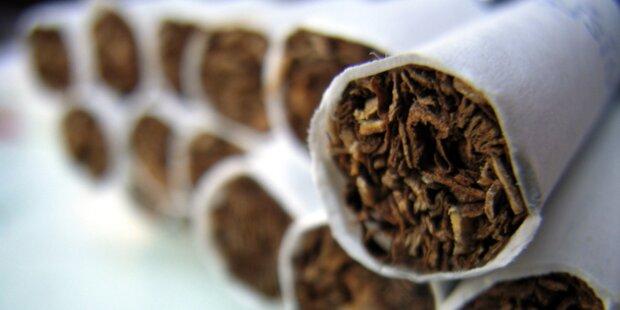 Illegales Zigarettenlager ausgehoben
