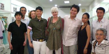 Zigi Müller berichtet von der Bangkok Fashion Week