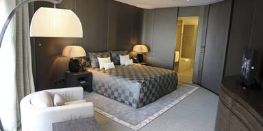 Giorgio Armani: Sein Hotel ist geöffnet