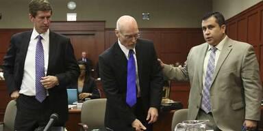 Freispruch für Todesschützen Zimmerman