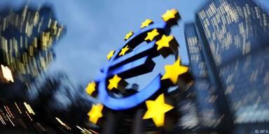 Zinssätze im zweiten Quartal stark gesunken