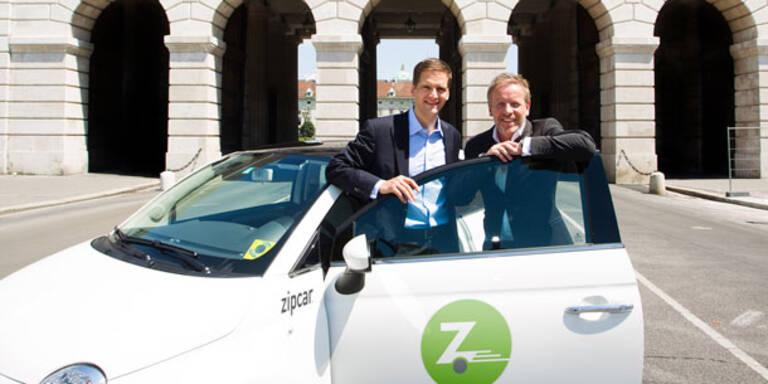 "Zipcar übernimmt ""Carsharing.at"""