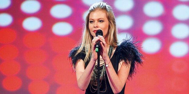 Song Contest: Zoe ist Favoritin