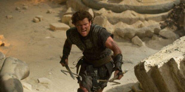 Der Zorn der Titanen stürmt Kinos
