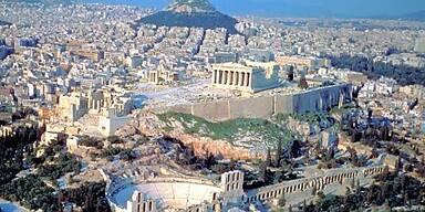 Zu Besuch im antiken Griechenland