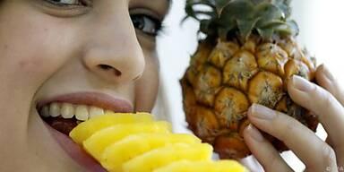 Zu wenig Obst und Gemüse am Speiseplan