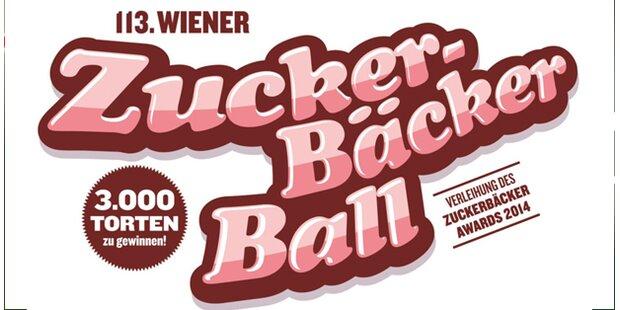 Tickets für den ZuckerBäckerball