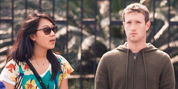 Zuckerbergs: Zum Dinner im Coburg