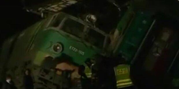200 Tote bei schwerem Zugunglück in Polen