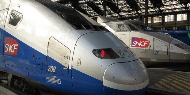 Schauspieler löste Terroralarm in Zug aus