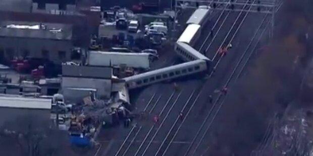 3 Tote bei Zugunglück in Toronto, Kanada