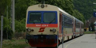 Zug ÖBB Triebwagen 5047