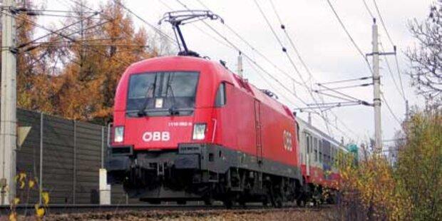 ÖBB-Mitarbeiter wurde Oberarm abgerissen