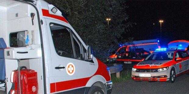 Rätselhaftes Unglück: Zwei Personen von Zug erfasst