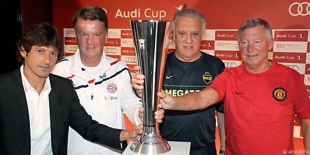 Bayern mit Last-Minute-Sieg gegen ManUnited