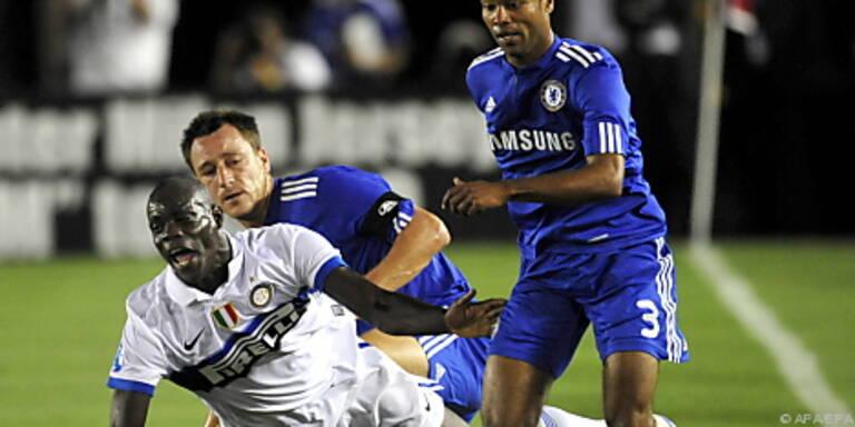 Mourinho In Champions League Gegen Ex Team Chelsea