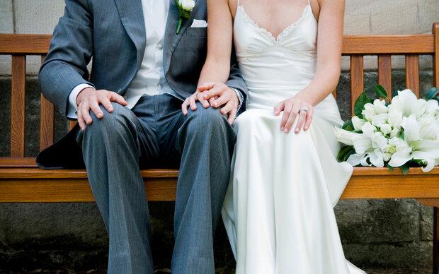 So lange sollte man vor der Hochzeit zusammen sein