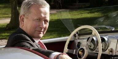Zuversicht bei Aufsichtsratschef Wolfgang Porsche