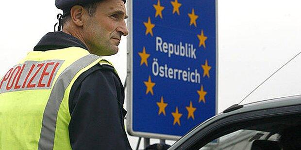 Plus 30 Prozent Zuwanderung in Österreich