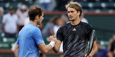 Zverev triumphiert erstmals über Murray
