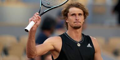 Alexander Zverev French Open