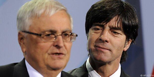 DFB-Präsident Zwanziger wirbt wieder um Coach Löw