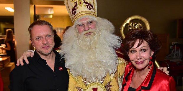 Krampus & Nikolo bei Heinz Hanner