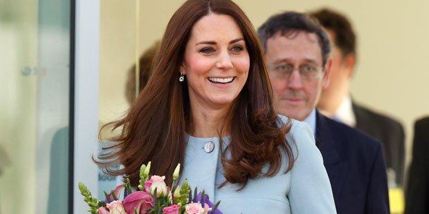 Herzogin Kate: Wird das Baby eine kleine Diana?