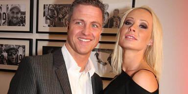 Ralf Schumacher, Cora Schumacher