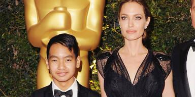 Angelina Jolie, Maddox Pitt-Jolie