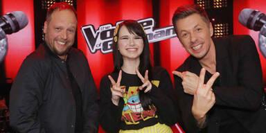 """Jamie-Lee gewinnt """"The Voice of Germany"""""""