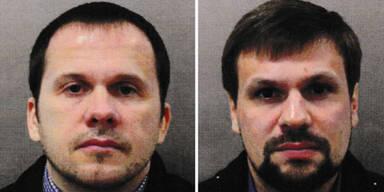 Fall Skripal: Polizei benennt russische Verdächtige