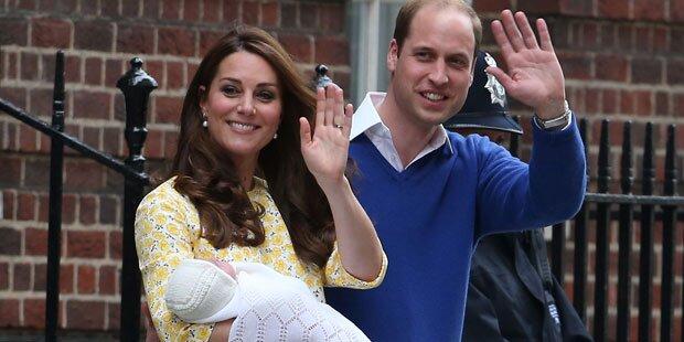 Prinzessin Charlotte Details Zur Taufe