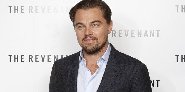 DiCaprio aß für Film rohe Bisonleber