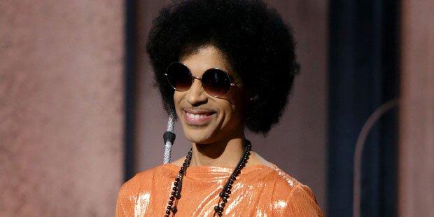 Prince überrascht mit neuem Album