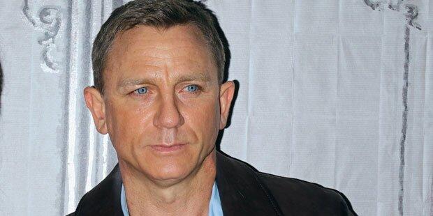 Craig: So wollen ihn Bond-Macher halten