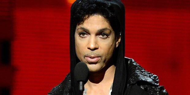 Prince: Er lag tot im Fahrstuhl