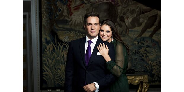 Prinzessin Madeleine ist wieder verlobt