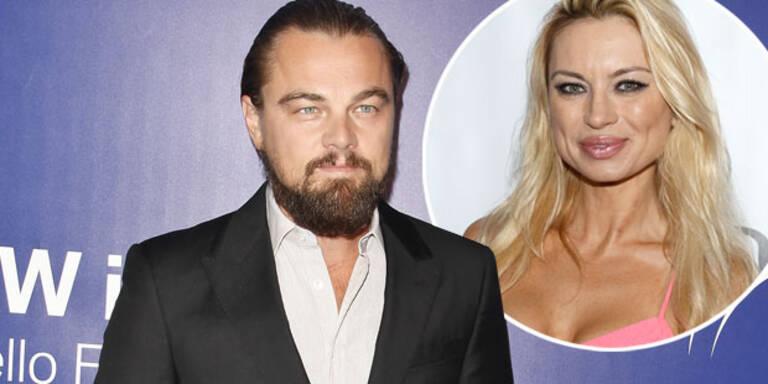 Leo DiCaprio steht auf Sex im Affenkäfig