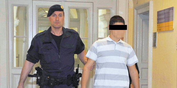 Vergewaltiger (14) wird weggesperrt
