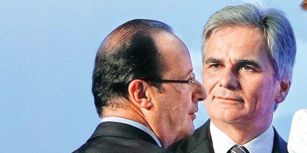 Wachstums-Gipfel: Frankreich macht Druck
