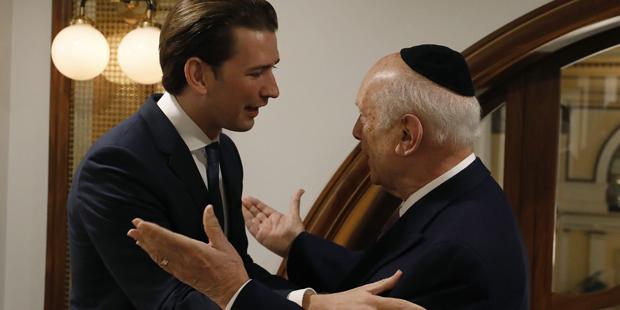 Kurz Rabbi Schneier