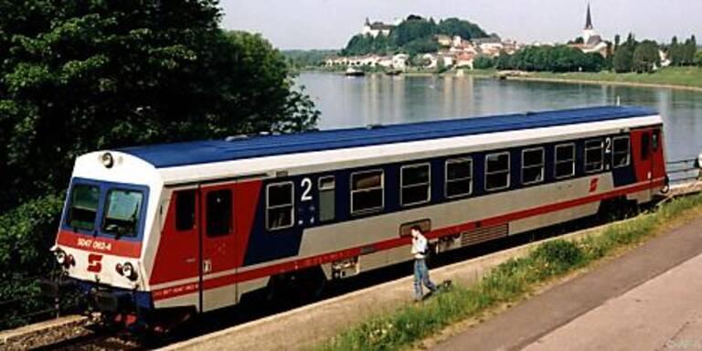 ÖBB prüfen Nutzen der Regionalbahn